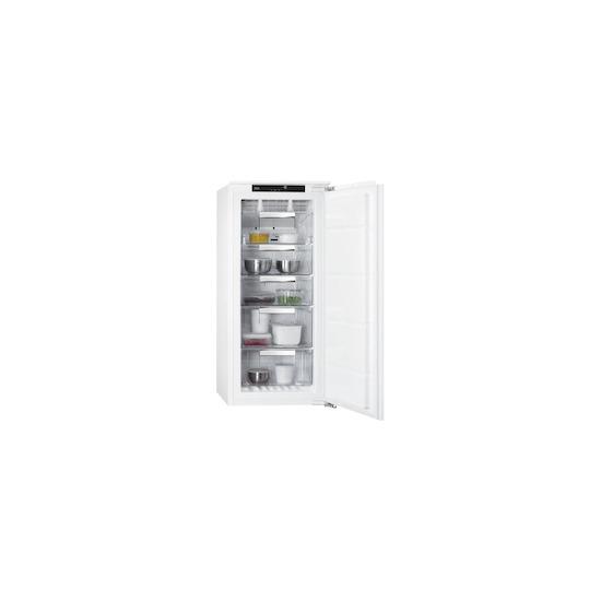 AEG ABB81216NF White Built integrated freezer
