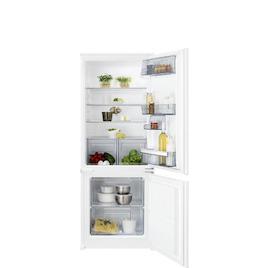 AEG SCB51421LS White Built integrated fridge freezer Reviews