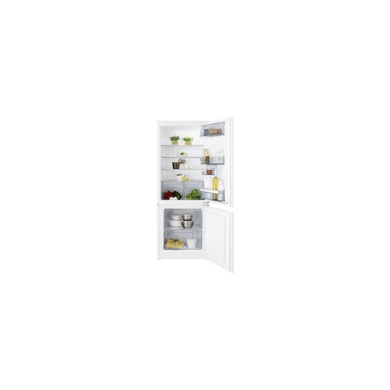 AEG SCB51421LS White Built integrated fridge freezer