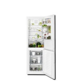AEG RCB53324MW White Freestanding frost free fridge freezer Reviews