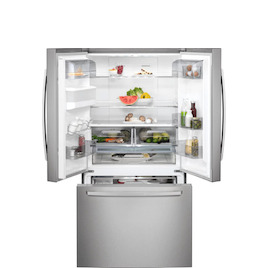 AEG RMB76311NX Stainless steel French Door Fridge freezer Reviews