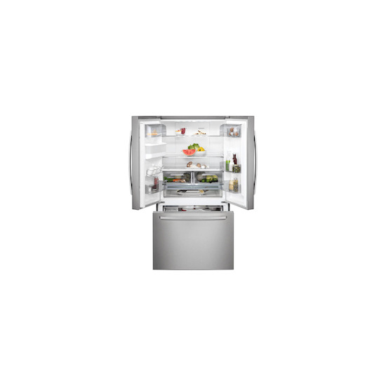 AEG RMB76311NX Stainless steel French Door Fridge freezer