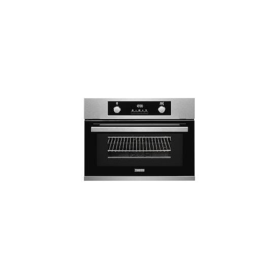 Zanussi ZKK47902XK Stainless steel Compact combination microwave oven