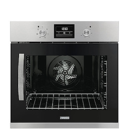 Zanussi ZOA35676XK Electric Oven - Black & Stainless Steel Reviews
