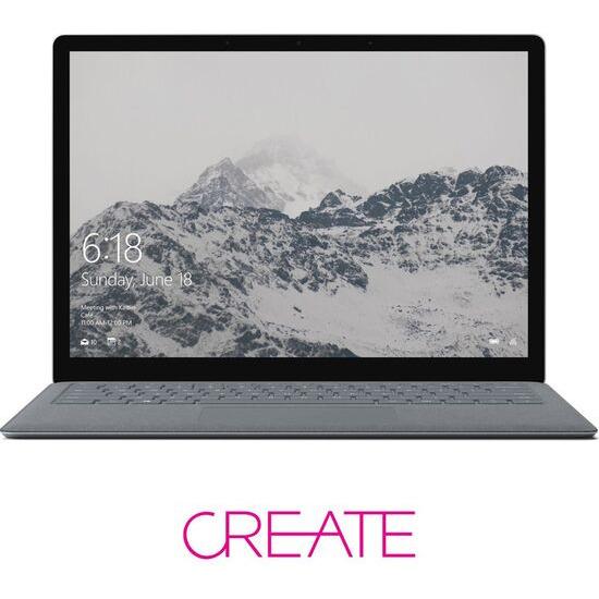 MICROSOFT Surface 13.5 Touchscreen Laptop - Platinum