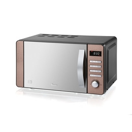 SM22090COPN Solo Microwave - Copper Reviews