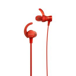 SONY Extra Bass MDR-XB510ASR Headphones - Red Reviews