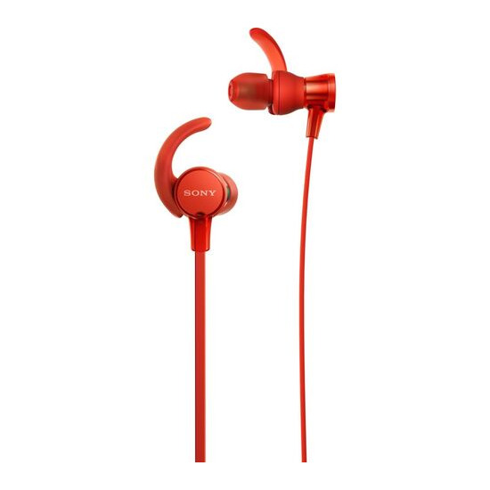SONY Extra Bass MDR-XB510ASR Headphones - Red