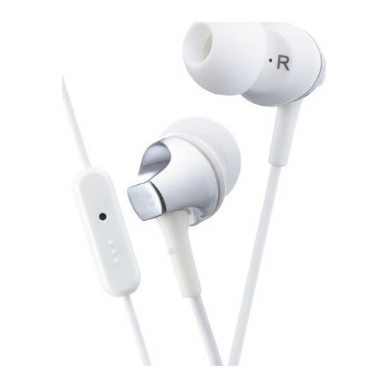JVC HA-FR325-W-E Headphones - White