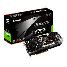 Gigabyte Nvidia GeForce GTX 1070 8GB AORUS Reviews