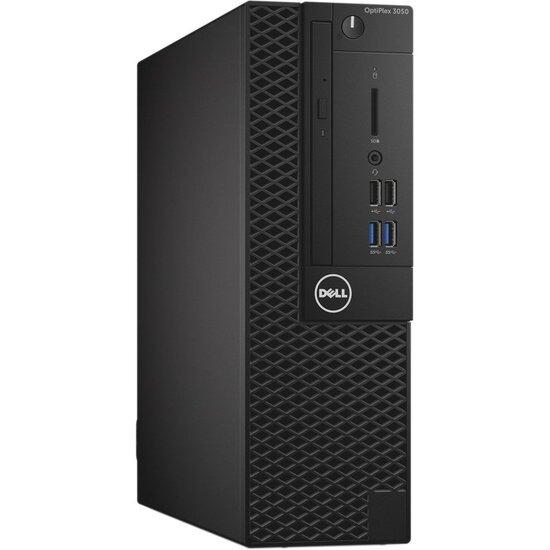 Dell Optiplex 3050 SFF Desktop Intel Core i5-7500 3.4GHz 4GB RAM 500GB HDD DVDRW Intel HD Windows 10 Pro 1Yr NBD