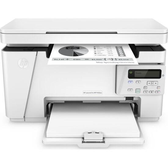 HP LaserJet Pro M26NW Monochrome All-in-One Wireless Laser Printer