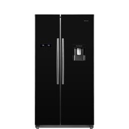 Kenwood KSBSDB17 American-style Fridge Freezer - Black Reviews