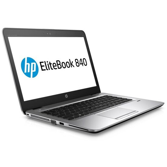 HP EliteBook 840 G3 Laptop Intel Core i5-6300U 2.4GHz 8GB RAM 256 GB SSD 14 FHD No-DVD Intel HD WIFI Webcam Bluetooth Windows 10 Pro