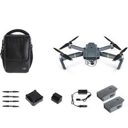 DJI Mavic Pro Fly More Combo Reviews