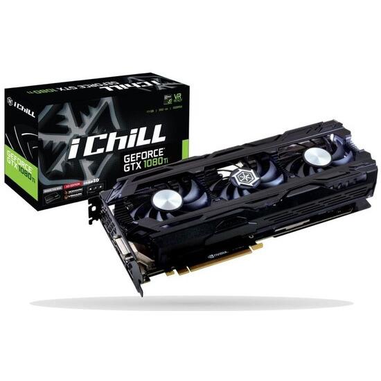INNO3D GeForce GTX 1080 Ti iChill X3 11GB Graphics Card
