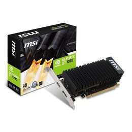MSI NVIDIA GeForce GT 1030 2GB Passive LP OC Graphics Card Reviews