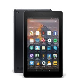 AMAZON Fire 7 Tablet with Alexa (2017) - 16 GB, Black Reviews