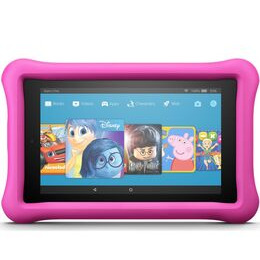 AMAZON Fire 7 Kids Edition Tablet (2017) - 16 GB, Pink Reviews