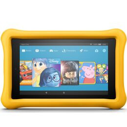 AMAZON Fire 7 Kids Edition Tablet (2017) - 16 GB, Yellow Reviews