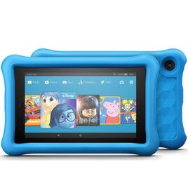 Fire 7 Kids Edition Tablet (2017) - 16 GB, Blue Reviews