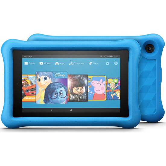 Fire 7 Kids Edition Tablet (2017) - 16 GB, Blue