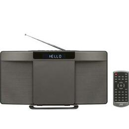 JVC RD-D227B Wireless Flat Panel Hi-Fi System Reviews