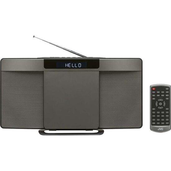 JVC RD-D227B Wireless Flat Panel Hi-Fi System