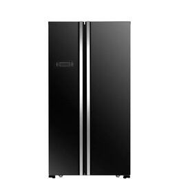 Kenwood KSBSB17 American-Style Fridge Freezer - Black Reviews
