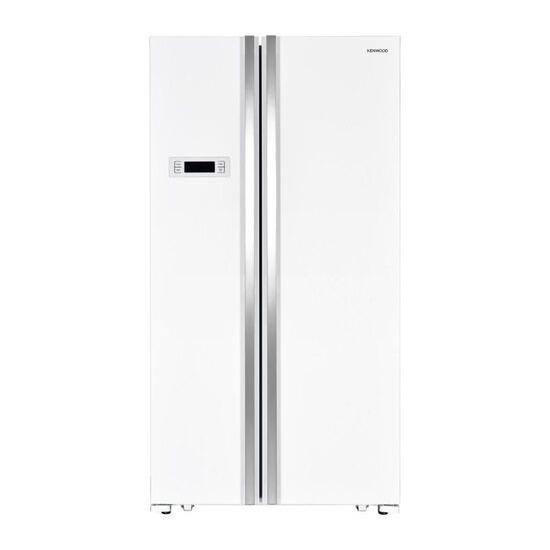 Kenwood KSBSW17 American-Style Fridge Freezer - White