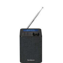 SANDSTROM SFPDAB17 Portable DAB+/FM Radio - Black Reviews