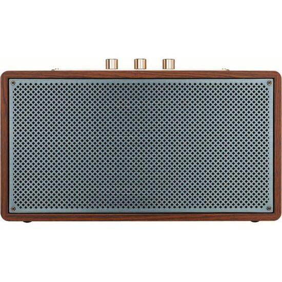 SANDSTROM SCBTS17 Wireless Bluetooth Speaker Wood