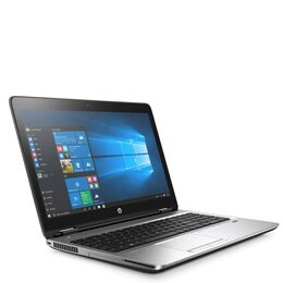 HP ProBook 650 G2 Laptop Intel Core i5-6200U 2.3GHz 4GB RAM 500GB HDD 15.6 LED DVDROM Intel HD WIFI Webcam Bluetooth Windows 10 Pro