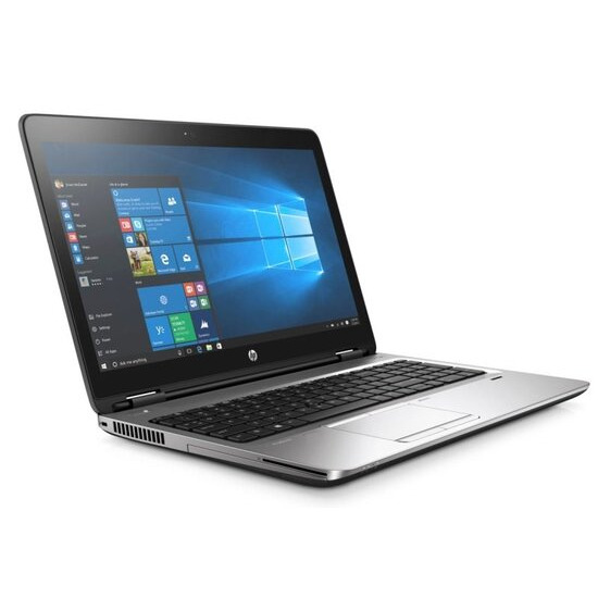 HP ProBook 650 G2 Laptop Intel Core i5-6200U 2.3GHz 4GB RAM 500GB HDD 15.6 LED DVDROM Intel HD WIFI Webcam Bluetooth Windows 10 Pro