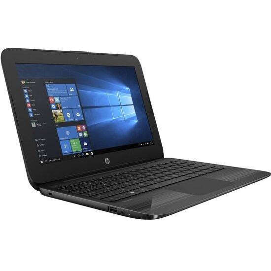 HP Stream 11 Pro G3 Laptop Intel Celeron N3060 1.6GHz 4GB RAM 11.6 LED No-DVD Intel HD WIFI Webcam Bluetooth Windows 10 Home