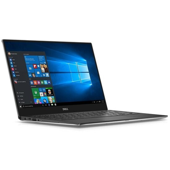 Dell XPS 13 9360 Laptop Intel Core i5-7300U 2.6GHz 8GB RAM 256GB SSD 13.3 FHD WIFI Bluetooth Windows 10 Pro (64bit