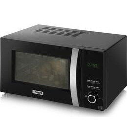 TOWER T24003 Microwave with Grill- Black Reviews