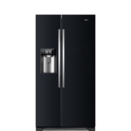 Haier HRF-630IB7 American-Style Fridge Freezer - Pure Black Reviews