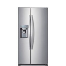 DAEWOO DRZB53NPES American-Style Fridge Freezer - Silver Reviews