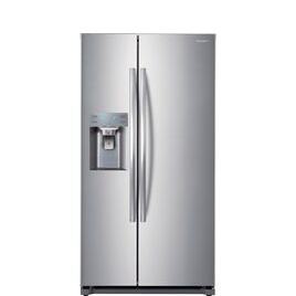 DAEWOO DRZB53NPES American-Style Fridge Freezer - Silver Reviews