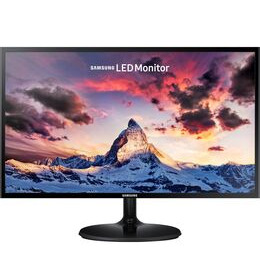SAMSUNG LS19F355 18.5 LED Monitor - Black Reviews