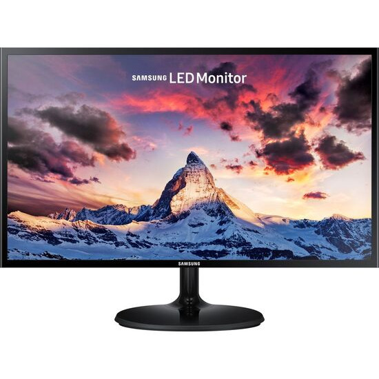 SAMSUNG LS19F355 18.5 LED Monitor - Black