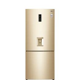 LG GBF548GVDZH 70/30 Fridge Freezer - Gold Reviews