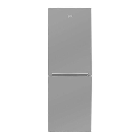 Beko CSG1675S 60/40 Fridge Freezer - Silver