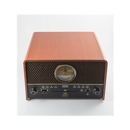 GPO Chesterton Music Centre with Wood Finish Reviews