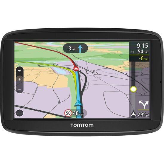 TomTom VIA 53 5 Sat Nav - Full Europe Maps