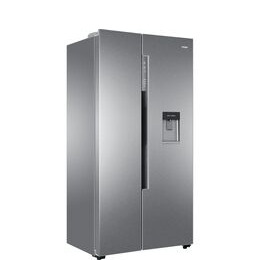 Haier HRF-522IG6 American-Style Fridge Freezer - Silver Reviews