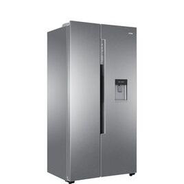 Haier HRF-522IG6 American-Style Fridge Freezer - Silver Reviews