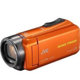 JVC GZ-R435DEK Camcorder - Orange Reviews