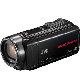 JVC GZ-R435BEK Camcorder - Black Reviews